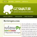 Gestión de Marketing Turístico