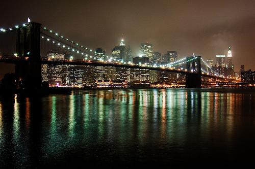 ¡Eh, anunciantes! ¡Nueva York tiene un puente para vosotros!