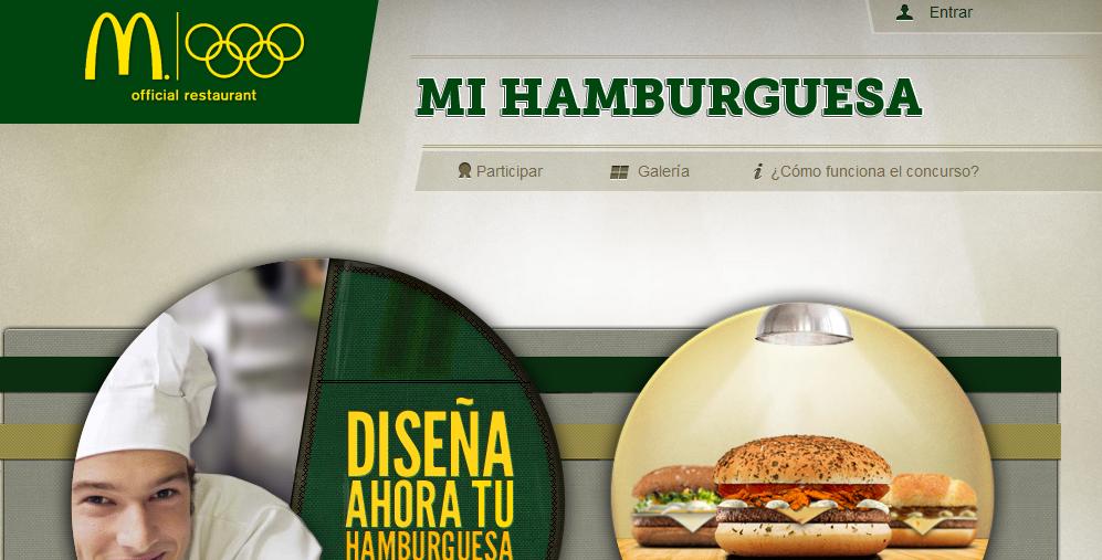 Crea tu propia hamburguesa en McDonald's