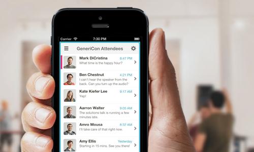 Así será Gather, el servicio de SMS de Mailchimp