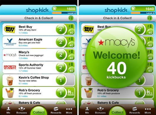 pantallazo de la aplicación
