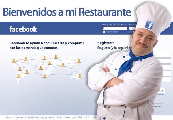 7 maneras de promocionar tu restaurante en Facebook