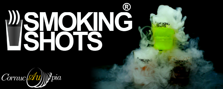 shots que echan humo